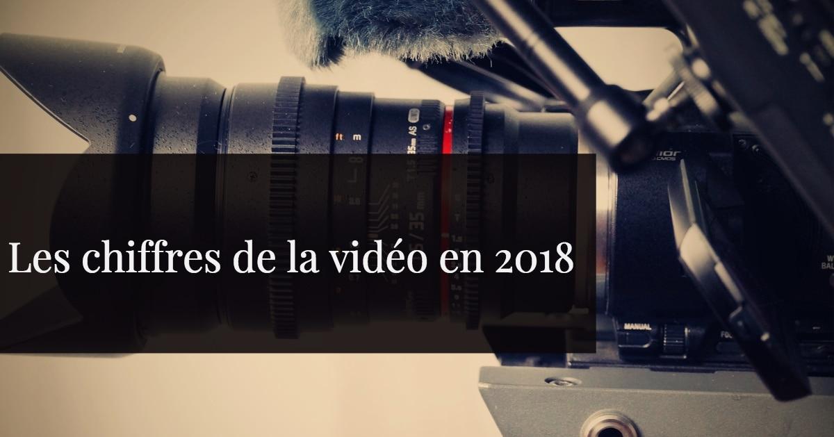 Les chiffres de la vidéo en 2018