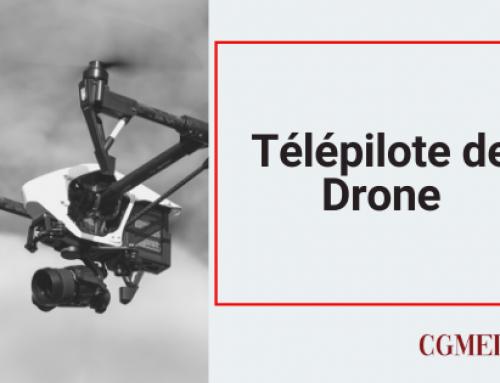 Télépilote de Drone dans le Val d'Oise résident chez CGMedia