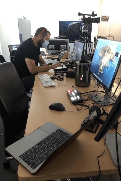 live et broadcasting - CGMEDIA