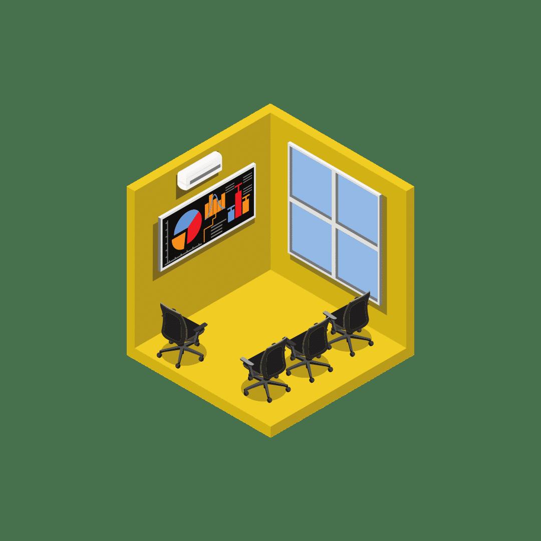 Un équipement de visioconférence pour vos petites salles de réunions - CGMEDIA