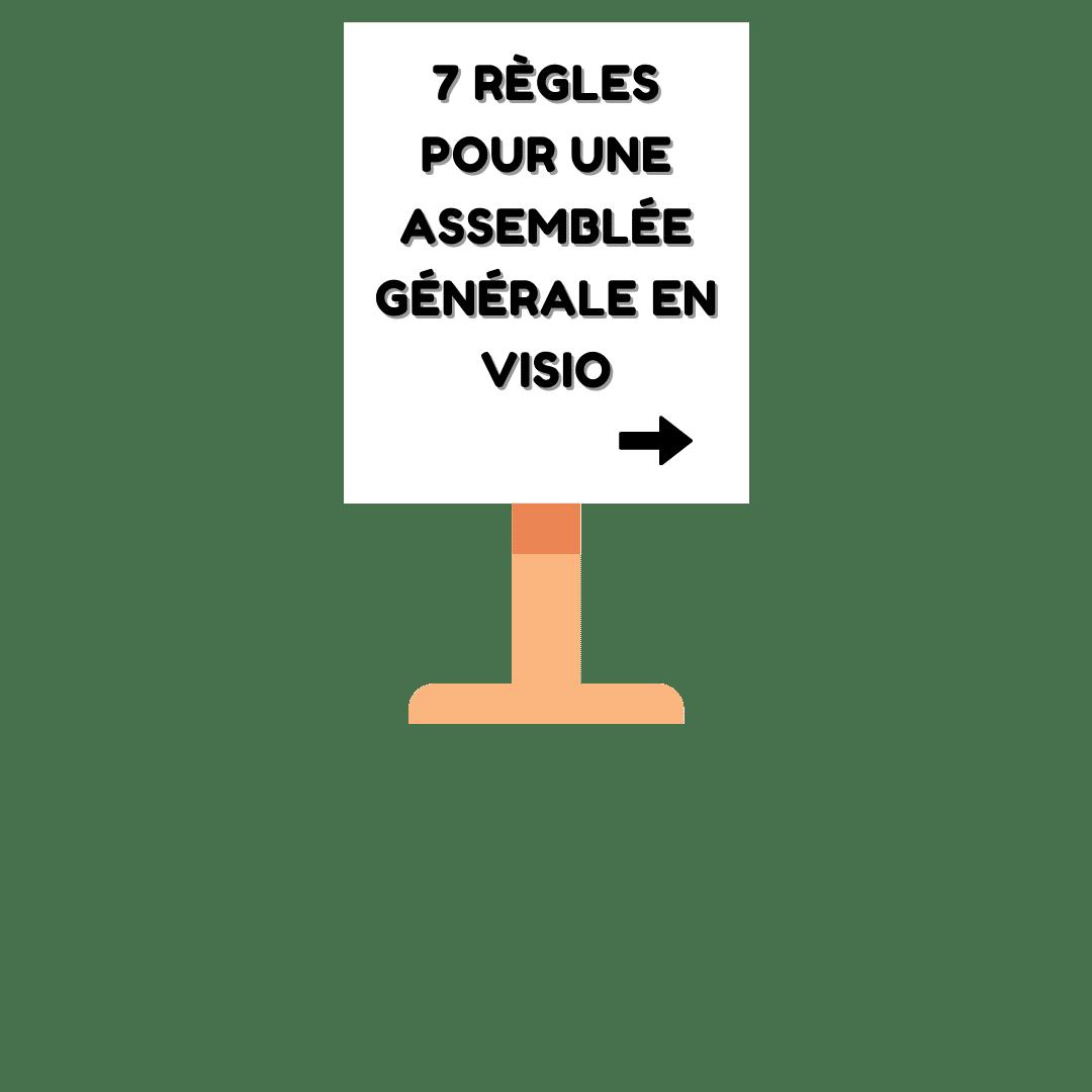 7 astuces pour une assemblée générale en visio